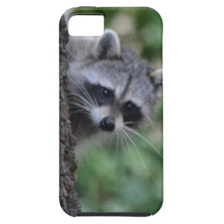 Racoon iPhone 5 Carcasa