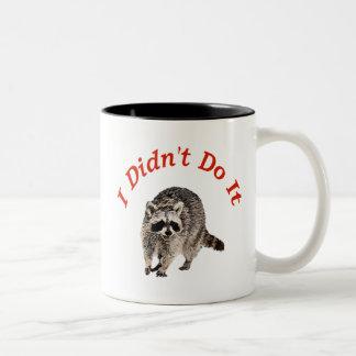 Racoon Coffee Mugs