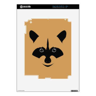 Racoon Skins For The iPad 2