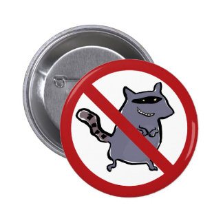 racoon stay off button