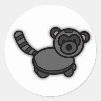 Racoon Sticker