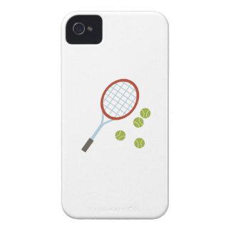 Racquet & Balls Case-Mate iPhone 4 Case
