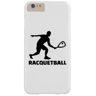 Racquetball Barely There iPhone 6 Plus Case