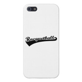 Racquetball Case For iPhone SE/5/5s