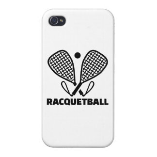 Racquetball Covers For iPhone 4
