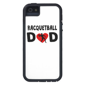 Racquetball Dad Cover For iPhone 5