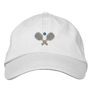 Racquetball Embroidered Baseball Hat