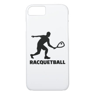 Racquetball iPhone 7 Case