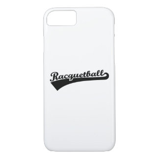 Racquetball iPhone 8/7 Case