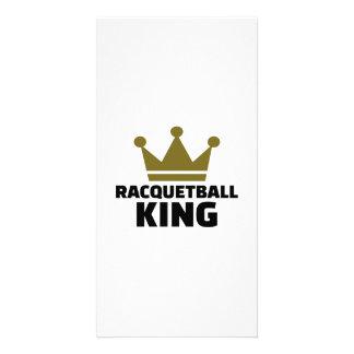 Racquetball king card