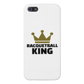 Racquetball king cover for iPhone SE/5/5s