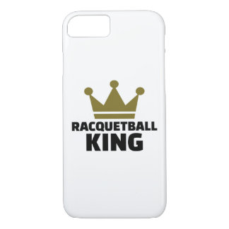 Racquetball king iPhone 8/7 case