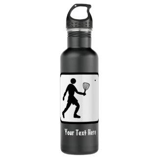 Racquetball Logo -- Customizable Water Bottle