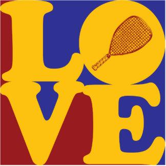 Racquetball Love Statuette