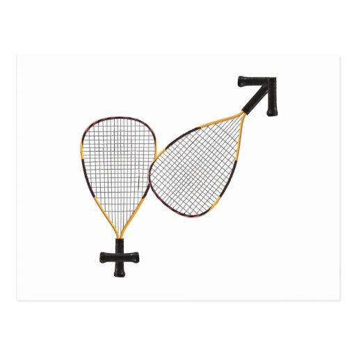 Racquetball Marte Venus Postal