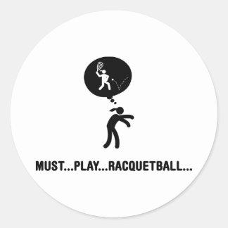 Racquetball Pegatinas