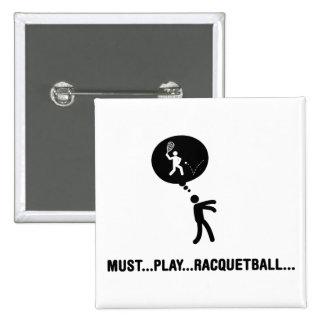 Racquetball Pin