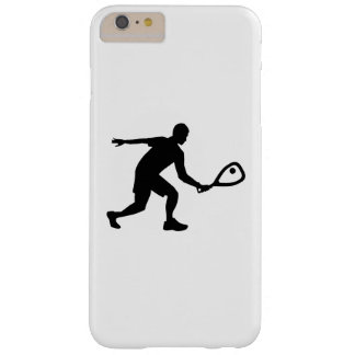 Racquetball player barely there iPhone 6 plus case