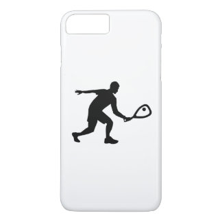 Racquetball player iPhone 7 plus case