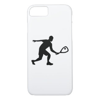 Racquetball player iPhone 8/7 case