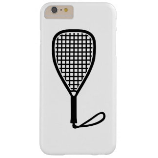 Racquetball racket barely there iPhone 6 plus case
