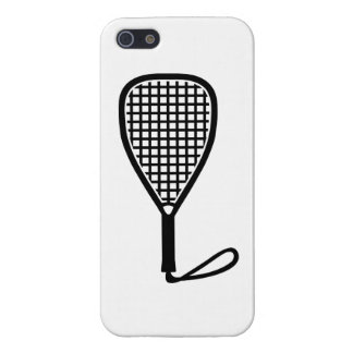 Racquetball racket iPhone SE/5/5s case