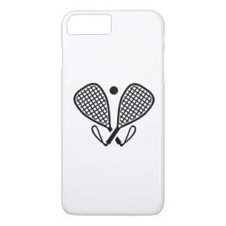 Racquetball rackets iPhone 7 plus case