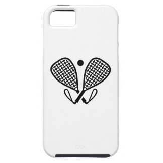 Racquetball rackets iPhone SE/5/5s case