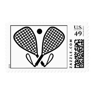 Racquetball rackets postage
