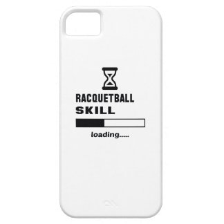 Racquetball skill Loading...... iPhone SE/5/5s Case