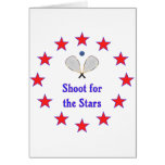 Racquetball Stars Card