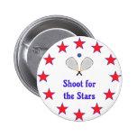 Racquetball Stars Pins