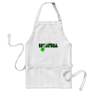 Racquetball T-shirts and Gifts. Apron