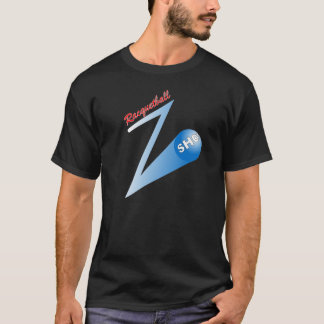 Racquetball 'Z' Shot dark T-Shirt