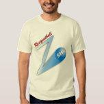 Racquetball 'Z' Shot light T Shirt