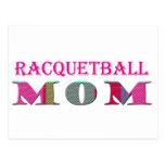 RacquetballMom Tarjetas Postales