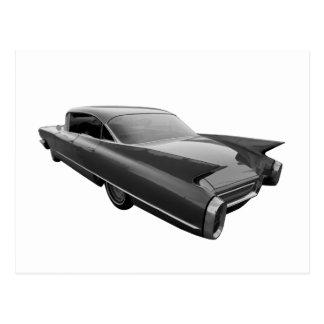 Rad 1960 Cadillac Postcard