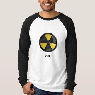 rad, 3D radition symbol T-Shirt