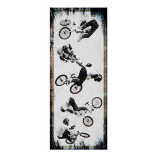 Rad Bike Air 2, Copyright Karen J. Williams Poster