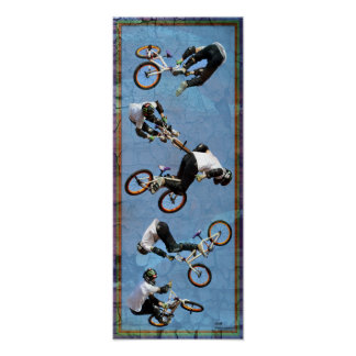 Rad Bike Air, Copyright Karen J. Williams Poster