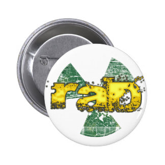 Rad Pinback Button