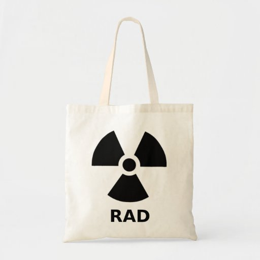 rad canvas bags