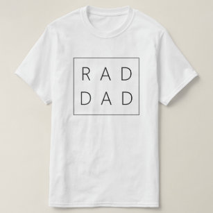 4161ff6c Rad Dad Shirt for Father's Day