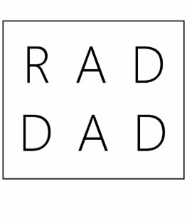 8f7800c82 Rad Dad Shirt for Father's Day