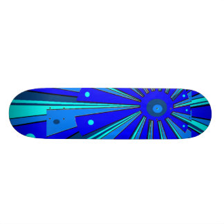 Rad Design Skateboard