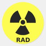 rad etiquetas