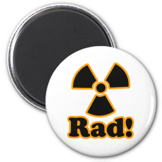 Rad! Fridge Magnets