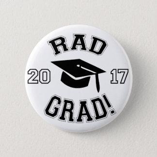 Rad Grad 2017 Button