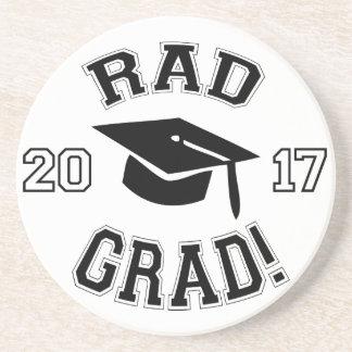 Rad Grad 2017 Coaster
