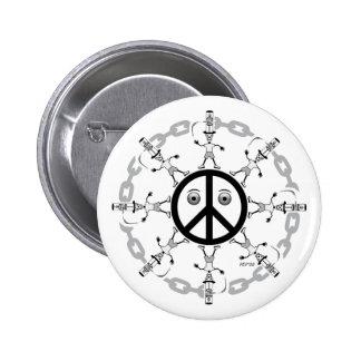 Rad Hatter #2 Pinback Button